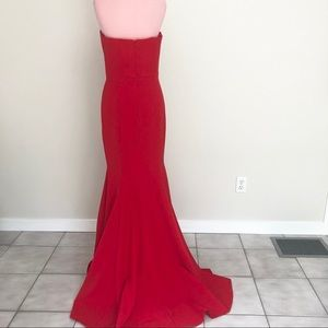 Anthropologie Dresses - Anthropologie BHLDN Red Tess Dress